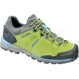 Mammut Alnasca Low GTX Shoes Women dark sprout-grey